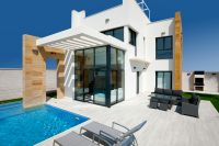 Independent New Construction Villas in Orihuela Costa, Cabo Roig