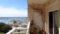 Apartment with Lateral Views to the Sea in Torrevieja, 150m Acequión Beach