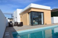 New Residential of Independent Villas with Private Pool and Sea Views in Finestrat, Benidorm