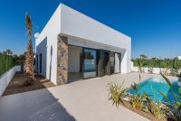 Villas with Private Pool, New Construction in Pilar de la Horadada, Murcia
