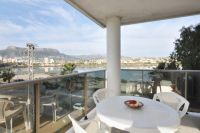 New Construction Apartments in front of the Rock of Ifach (Calpe)