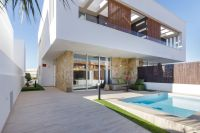 New Complex of 12 Semi-Detached Villas with Private Pool in San Pedro del Pinatar