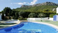 Beautiful Bungalow with views to the Peñón de Ifach - Calpe